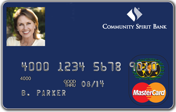 myPic Studio Debit Card 1 inch Identification Photo